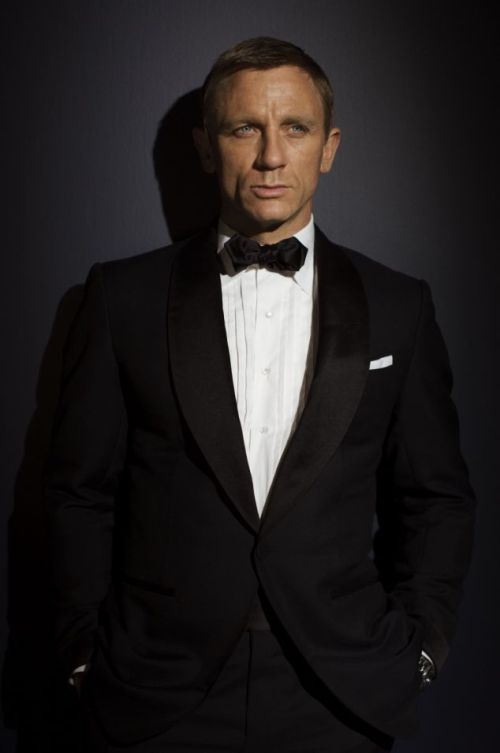 James Bond, Daniel Craig, Men of Style, Suit