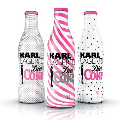 Karl Lagerfeld, Diet Coke, Kaiser,