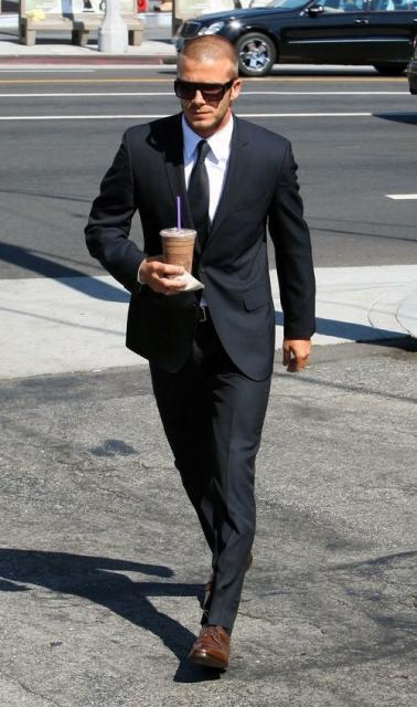 David Beckham, fashion, Man of Style