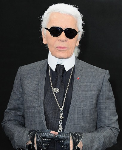 Karl Lagerfeld, Men of Style