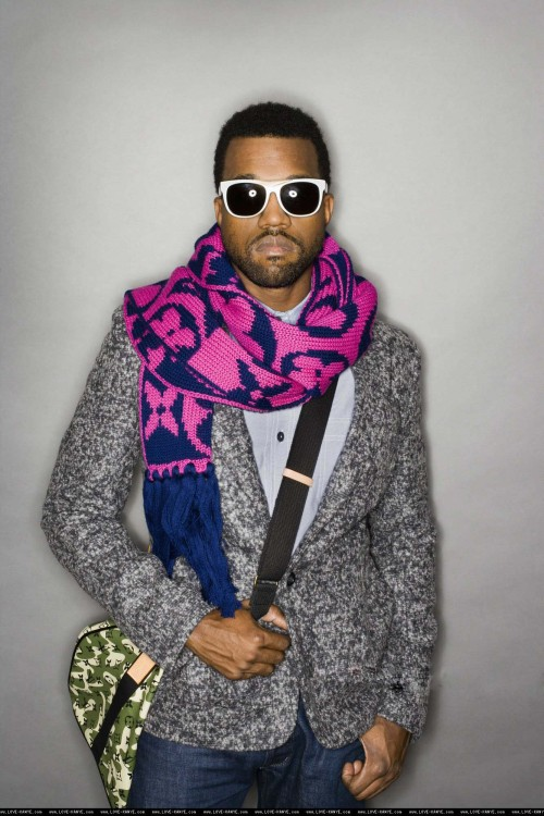 Kanye West, Louis Vuitton,