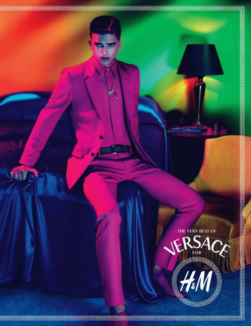 Versace, H&M, Versace for H&M, Menswear, Men