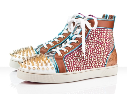 Christian Louboutin, Louboutin, Spring Summer 2012, No Limit