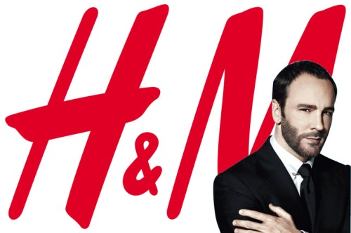 H&M, Tom Ford, Tom Ford for H&M, H&M designer colaboration