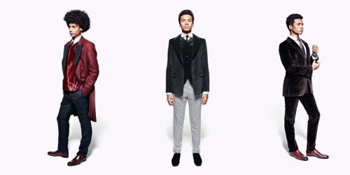 Alexander McQueen Fall Winter 2012 Menswear (1)