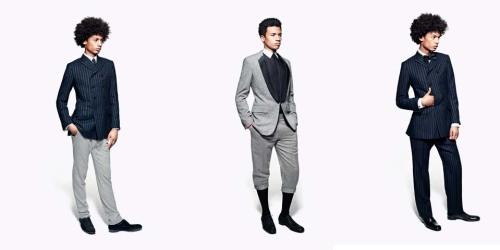 Alexander McQueen Fall Winter 2012 Menswear (3)