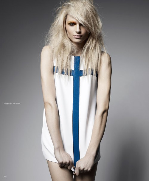 Andrej Pejic by Moo King for Fashion Canada February 2012 10