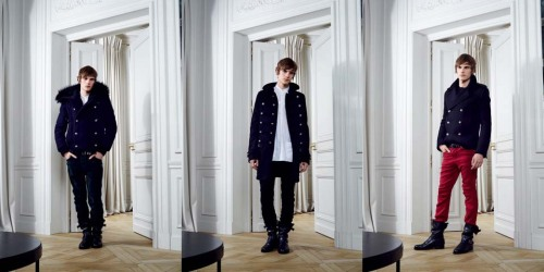 Balmain Fall Winter 2012 Menswear (1)