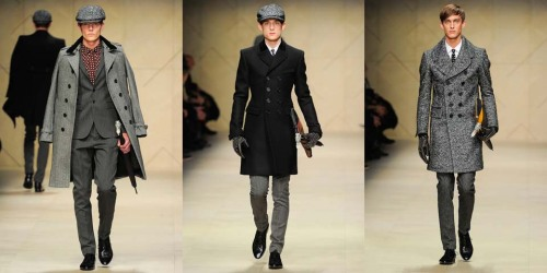 Burberry Prorsum Fall Winter 2012 Menswear (1)
