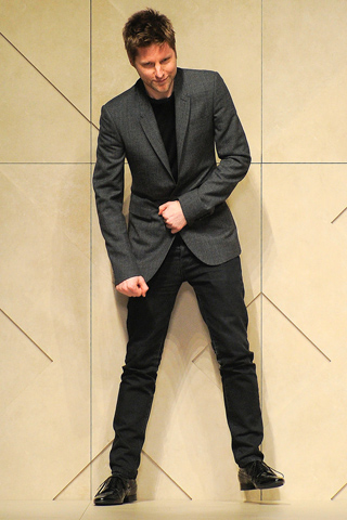 Christopher Bailey Burberry Prorsum Fall Winter 2012 Menswear