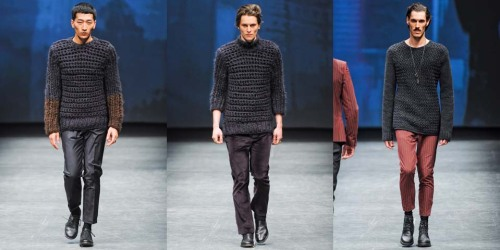 Diesel Black Gold Fall Winter 2012 Menswear (1)