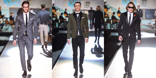 Dsquared² Fall Winter 2012 Menswear (1)
