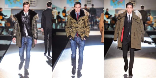 Dsquared² Fall Winter 2012 Menswear (2)