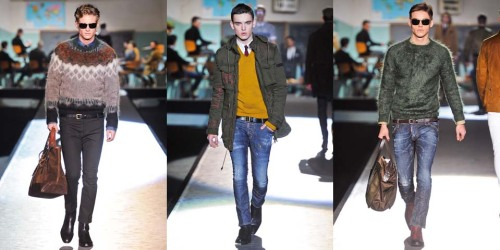 Dsquared² Fall Winter 2012 Menswear (3)