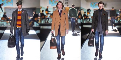 Dsquared² Fall Winter 2012 Menswear (4)