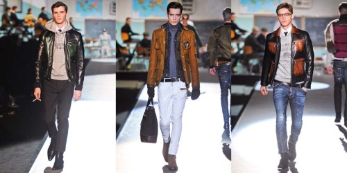 Dsquared² Fall Winter 2012 Menswear (5)