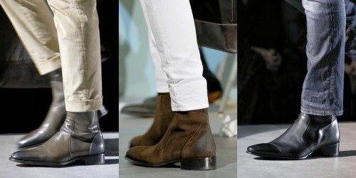 Dsquared² Fall Winter 2012 Menswear Details Shoes (1)