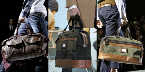 Dsquared² Fall Winter 2012 Menswear Details Bags (3)