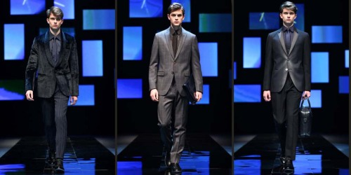 Fendi Fall Winter 2012 Menswear (2)