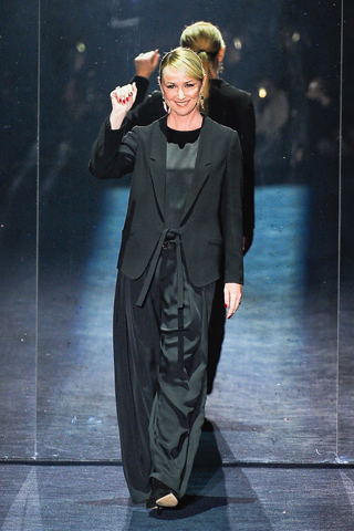 Frida Giannini Gucci Fall Winter 2012 Menswear