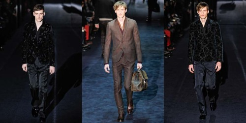 Gucci Fall Winter 2012 Menswear (1)