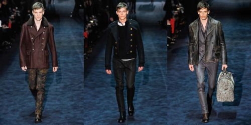 Gucci Fall Winter 2012 Menswear (2)