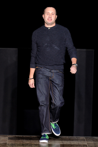Kim Jones Louis Vuitton Fall Winter 2012 Menswear