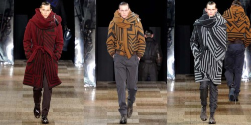 Louis Vuitton Fall Winter 2012 Menswear (2)