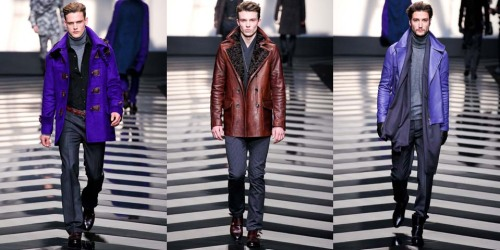 Roberto Cavalli Fall Winter 2012 Menswear (4)