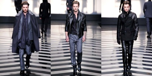 Roberto Cavalli Fall Winter 2012 Menswear (5)