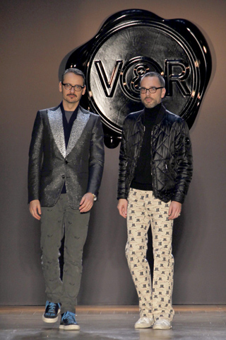 Rolf Snoeren and Viktor Horsting Viktor & Rolf Fall Winter 2012 Menswear