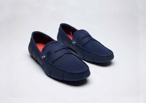 SWIMS SS12 Men Penny Front Loafer, SWIMS,SS12,Men,Penny,Front,Loafer, Spring, Summer, 2012, rubber loafer, rubber shoe