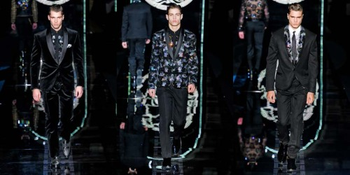 Versace Fall Winter 2012 Menswear (1)