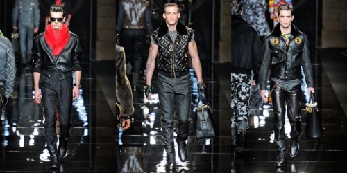 Versace Fall Winter 2012 Menswear (2)