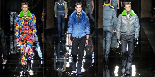 Versace Fall Winter 2012 Menswear (3)