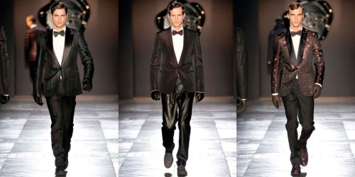 Viktor & Rolf Fall Winter 2012 Menswear (1)