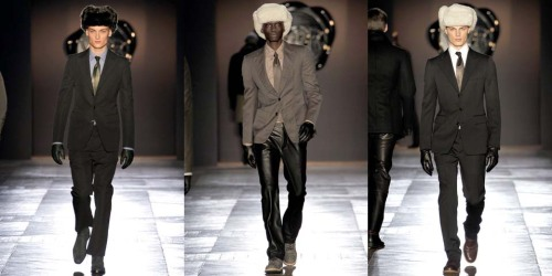 Viktor & Rolf Fall Winter 2012 Menswear (3)