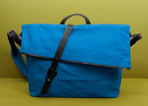 Seventy Eight Percent Gustav Blue Mens Bag