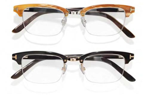 Tom Ford Special Edition Eyewear Collection Mens 5260 Fall Winter 2012