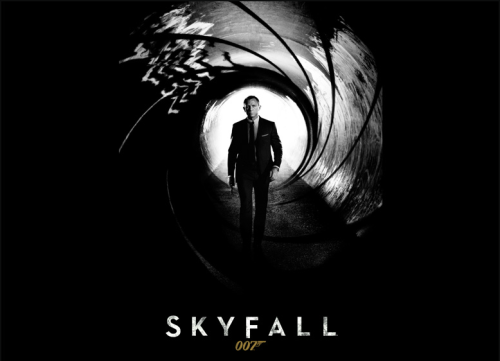 James Bond, 007, Skyfall
