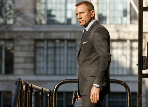 Daniel Craig, James Bond, Skyfall, Tom Ford