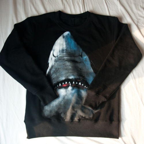 The Haute Pursuit Shark Sweatshirt