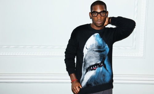 Tinei Tempah, Givenchy, Shark