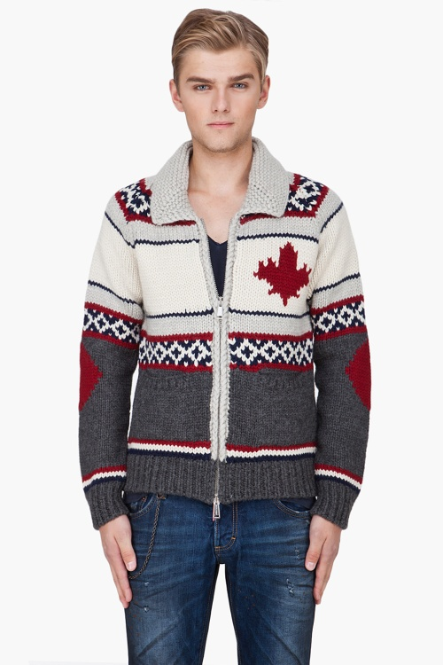 DSquared2, cardigan