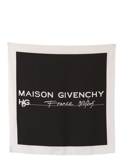 Givenchy, scarf