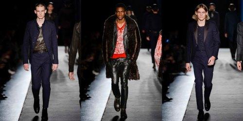 Diesel, Diesel Black Gold, fall, winter, 2013, menswear, Milan Fashion Week,