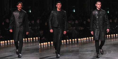 Givenchy, Riccardo Tisci, fall, winter, 2013, menswear, Paris Fashion Week,