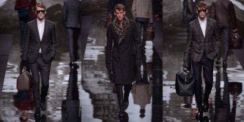 Louis Vuitton, Kim Jones, fall, winter, 2013, menswear, Paris Fashion Week,