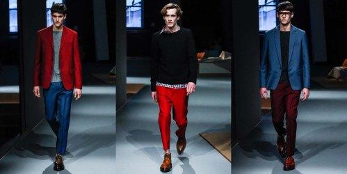 Prada, Miuccia Prada, fall, winter, 2013, menswear, Milan Fashion Week,