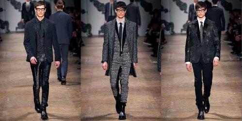 Viktor and Rolf, fall, winter, 2013, menswear, Paris Fashion Week,